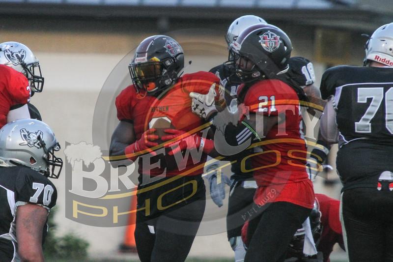 Game 8 Raiders 51-0-90
