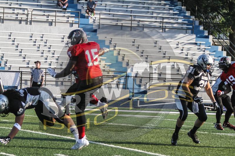 Game 8 Raiders 51-0-30