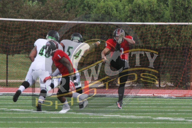 Game 9 Chargers 36-0-13