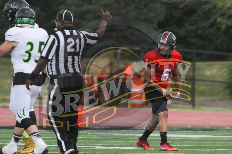 Game 9 Chargers 36-0-11