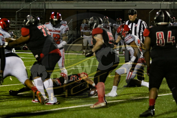 Game 2 Bulldogs 23-14-2