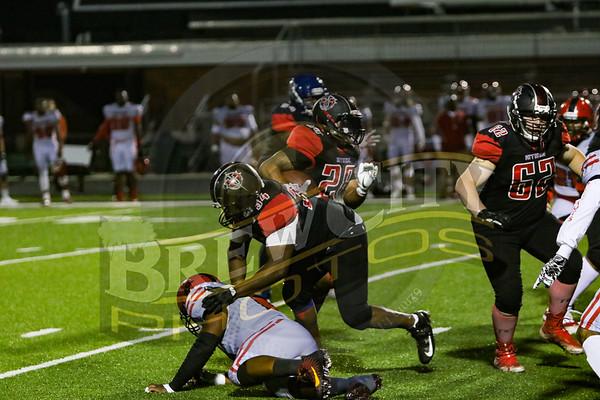 Game 2 Bulldogs 23-14-133