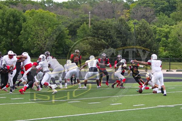 Game 4 Patriots 28-35-4