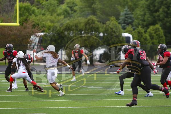 Game 4 Patriots 28-35-7