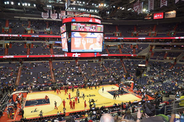 Wizards vs. Magic: French Heritage Night