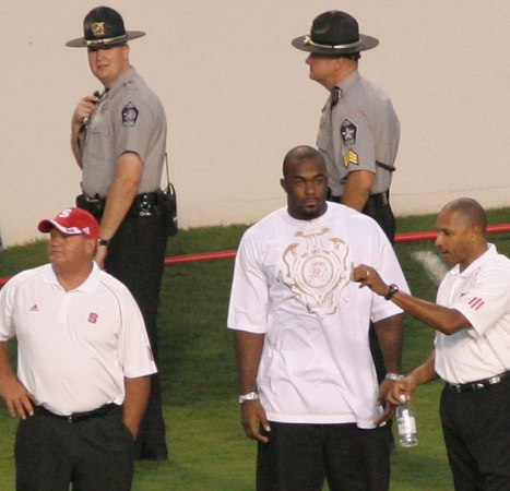 Mario Williams - NFL 1st draft pick 2006 from NCSU