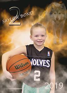 saylor 5x7 Individual