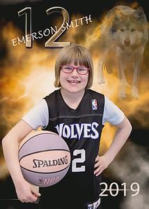 Emerson 5x7 Individual