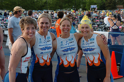 Woman of Steel Triathlon