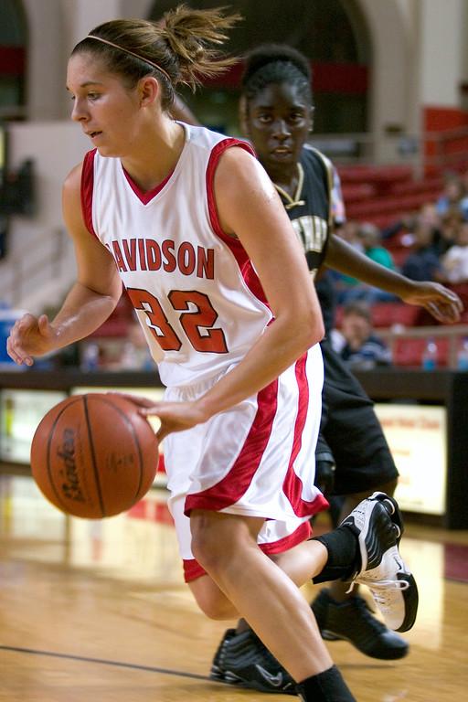 davidson college versus oglethorpe women's basketball ncaa sports photos