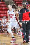 RADFORD, VA - Appalachian State defeats Davidson 68-59 in SoCon women's basketball action held at Belk Arena in Davidson, North Carolina.  Mandatory Credit: Tim Cowie - DavidsonPhotos.com