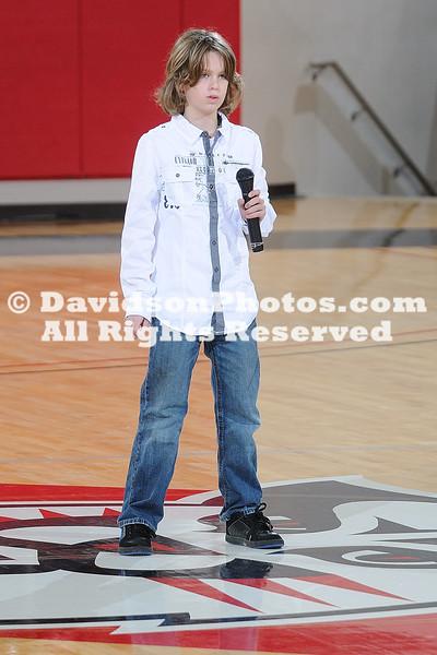 05 February 2011:  Davidson defeats Western Carolina 65-56 in women's SoCon basketball action at Belk Arena in Davidson, North Carolina.