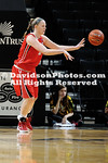 31 December 2011:  In a game that featured 14 ties and 15 lead changes, the Davidson women's basketball team fell just short, 68-66, in a contest that went down to the wire on the road against ACC-foe Wake Forest as the Wildcats' five-game win streak came to an end on Friday afternoon at Lawrence Joel Coliseum in Winston-Salem, North Carolina.