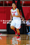 14 November 2011:   Laura Murray tallied 19 points, five assists and five steals to lead Davidson to a 75-60 women's basketball victory over Mercer in the Wildcats' home opener at Belk Arena in Davidson, North Carolina.