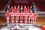 09-07-2008 - DAVIDSON, NC - 2008/2009 Davidson women's basketball team and individual photos.