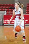 DAVIDSON, NC - UT-Chattanooga defeats Davidson 64-62 in SoCon women's basketball action held at Belk Arena in Davidson, North Carolina.