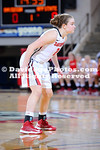05 January 2013:  In addition to strong all-around efforts from Sophia Aleksandravicius and Laura Murray, Davidson broke open a tie game with a lengthy second-half run to cruise by Appalachian State, 65-49, in Southern Conference women's basketball action Saturday afternoon at Belk Arena in Davidson, North Carolina.