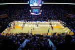 28 December 2012:  No. 13 Tennessee's Bashaara Graves scored 12 of her game-high 16 points in the first half and the Lady Vols pulled away from Davidson, which was playing its second ranked opponent this year, 75-40, Friday evening in women's basketball in front of 11,059 at Thompson-Boling Arena in Knoxville, Tennessee.