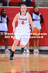 NCAA WOMENS BASKETBALL:  JAN 11 Elon at Davidson