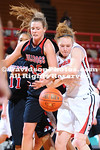 NCAA WOMENS BASKETBALL:  NOV 30 Gardner-Webb at Davidson