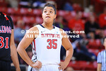 NCAA WOMENS BASKETBALL:  NOV 30 Gardner-Webb at Davidson