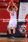 NCAA WOMENS BASKETBALL:  DEC 04 Rutgers at Davidson