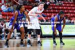 NCAA WOMENS BASKETBALL:  NOV 25 High Point at Davidson