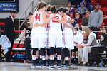 NCAA WOMENS BASKETBALL:  NOV 25 High Point at Davidson