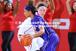 NCAA WOMENS BASKETBALL:  DEC 07 James Madison at Davidson