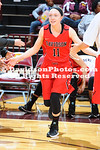 NCAA WOMENS BASKETBALL:  DEC 13 Davidson at Winthrop