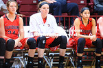 NCAA WOMENS BASKETBALL:  DEC 13 Davidson at Winthrop