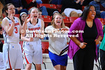 NCAA WOMENS BASKETBALL:  FEB 01 UT Chattanooga at Davidson