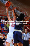NCAA WOMENS BASKETBALL:  FEB 01 UT Chattanooga at Davidson