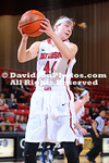 NCAA WOMENS BASKETBALL:  JAN 21 Richmond at Davidson