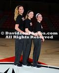 NCAA WOMENS BASKETBALL:  OCT 09 Davidson Team Photos