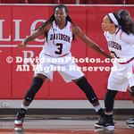 NCAA WOMENS BASKETBALL:  NOV 16 Central Florida at Davidson