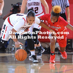 NCAA WOMENS BASKETBALL:  NOV 19 Radford at Davidson