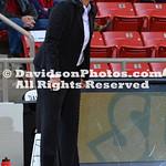 NCAA WOMENS BASKETBALL:  NOV 19 Radford at Davidson