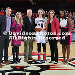 NCAA BASKETBALL:  FEB 10 Fordham at Davidson