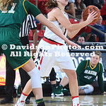 NCAA WOMENS BASKETBALL:  JAN 06 George Mason at Davidson
