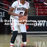 NCAA WOMENS BASKETBALL:  JAN 06 George Mason at Davidson