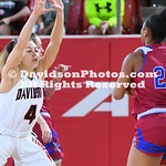 NCAA WOMENS BASKETBALL:  DEC 18 Presbyterian at Davidson