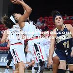 NCAA WOMENS BASKETBALL:  NOV 07 Queens at Davidson