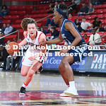 NCAA WOMENS BASKETBALL:  FEB 27 Rhode Island at Davidson