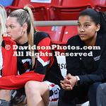 NCAA WOMENS BASKETBALL:  FEB 27 Rhode Island at Davidson