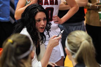 Head Coach Brittany Lange
