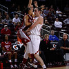 Pac-10 Tournament Round 1 - Cassie Harberts leads USC with 31 points to a victory over WSU (78-66)<br /> WBKvWSU_Pac10T_030911_Kondrath_0421