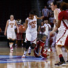 Pac-10 Tournament Round 1 - Cassie Harberts leads USC with 31 points to a victory over WSU (78-66)<br /> WBKvWSU_Pac10T_030911_Kondrath_0741
