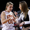 Pac-10 Tournament Round 1 - Cassie Harberts leads USC with 31 points to a victory over WSU (78-66)<br /> WBKvWSU_Pac10T_030911_Kondrath_0677