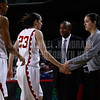 Pac-10 Tournament Round 1 - Cassie Harberts leads USC with 31 points to a victory over WSU (78-66)<br /> WBKvWSU_Pac10T_030911_Kondrath_0777